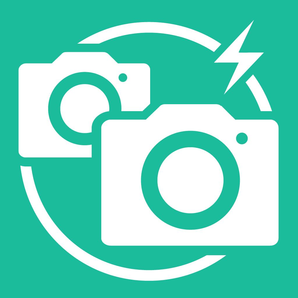 カメラペア - Camera pair  -