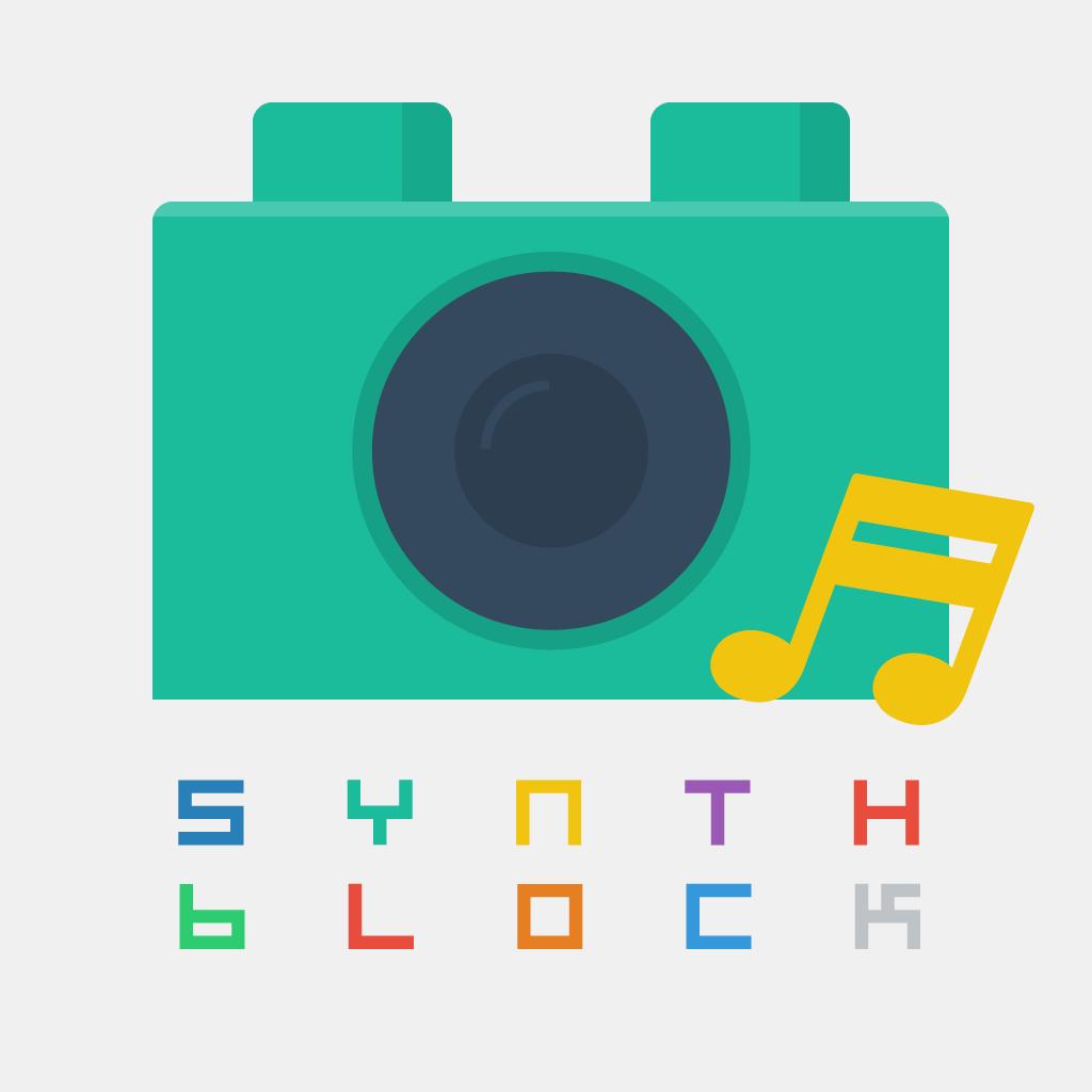 シンセブロック -ブロックで遊べる新感覚のサウンドプレイヤー -